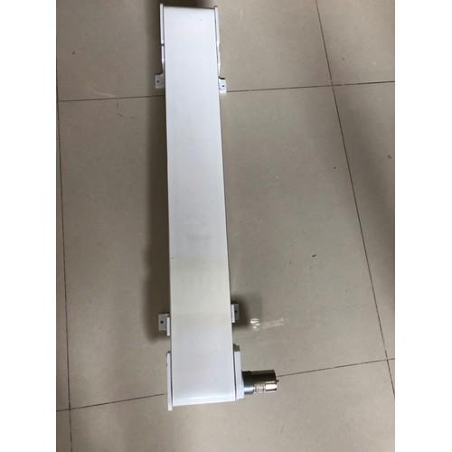 mô hình băng tải mini 10x70cm màu trắng