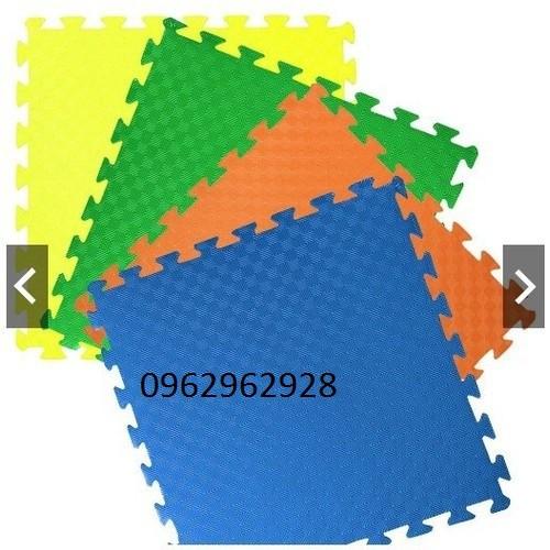 Thảm xốp lót nền đa sắc mầu 60x60cm bộ 6 tấm