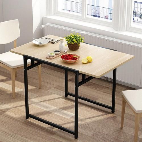 Bàn ăn- bàn ăn gấp gọn-bàn kéo mở rộng a102