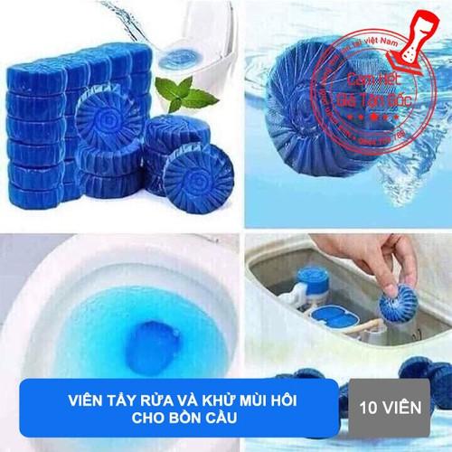 Viên tẩy rửa và khử mùi hôi cho bồn cầu x 10 viên - 12336203 , 20091025 , 15_20091025 , 49000 , Vien-tay-rua-va-khu-mui-hoi-cho-bon-cau-x-10-vien-15_20091025 , sendo.vn , Viên tẩy rửa và khử mùi hôi cho bồn cầu x 10 viên
