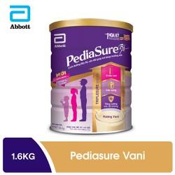 Sữa bột Pediasure BA hương vani 1.6kg - PED016366