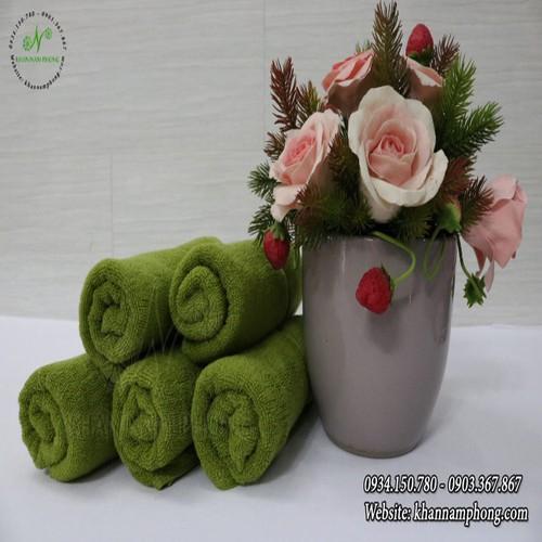 Combo 5 khăn mặt khăn quấn tóc spa cotton cao cấp màu xanh rêu nhạt - 12357566 , 20121063 , 15_20121063 , 239000 , Combo-5-khan-mat-khan-quan-toc-spa-cotton-cao-cap-mau-xanh-reu-nhat-15_20121063 , sendo.vn , Combo 5 khăn mặt khăn quấn tóc spa cotton cao cấp màu xanh rêu nhạt