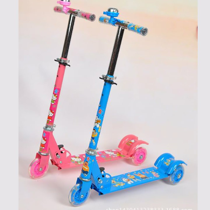 xe trượt scooter - xe trượt - xe trượt scooter - xe trượt - xe trượt scooter [ Được Lựa Màu ] 7