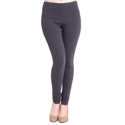 [ Vải dày - Có size lớn cho người trên 70kg ]Quần Legging nữ 4 túi- chất cotton cao cấp