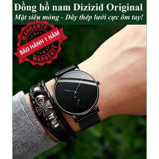 Đồng hồ nam - Đồng hồ nam Dizizid 3 kim xanh thumbnail