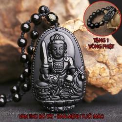 Mua 1 tặng 1 - Dây chuyền Phật bản mệnh tặng kèm vòng tay
