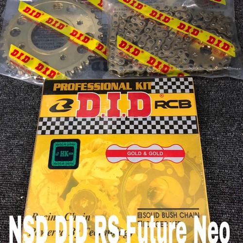 Nhông sên dĩa DID vàng RS Wave lớn Future Neo Future FI 125 - 11194340 , 20169783 , 15_20169783 , 280000 , Nhong-sen-dia-DID-vang-RS-Wave-lon-Future-Neo-Future-FI-125-15_20169783 , sendo.vn , Nhông sên dĩa DID vàng RS Wave lớn Future Neo Future FI 125