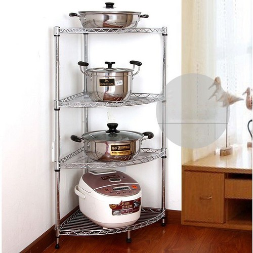 Kệ góc bếp inox 4 tầng - kệ nhà bếp - giá để gọn đồ - 12365970 , 20132621 , 15_20132621 , 750000 , Ke-goc-bep-inox-4-tang-ke-nha-bep-gia-de-gon-do-15_20132621 , sendo.vn , Kệ góc bếp inox 4 tầng - kệ nhà bếp - giá để gọn đồ