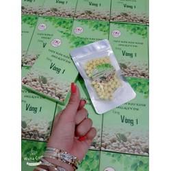 Hộp viên mầm đậu nành Collagen DM tăng vòng 1
