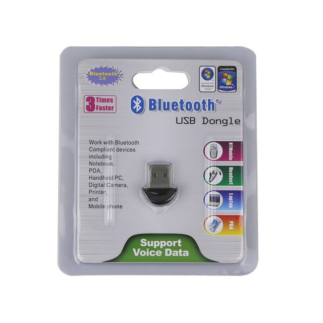 USB BLUETOOTH 2.0 DONGLE