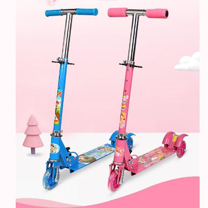 xe trượt scooter - xe trượt - xe trượt scooter - xe trượt - xe trượt scooter [ Được Lựa Màu ] 6
