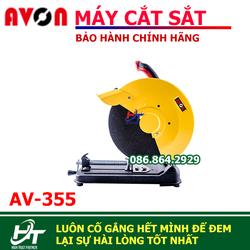 Máy cắt sắt AV-355