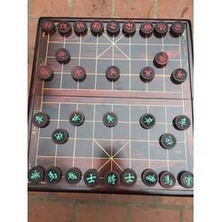 bộ bàn cờ tướng bằng gỗ trắc vip