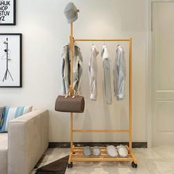 cây treo quần áo gỗ - cây treo quần áo cao cấp - cây treo quần áo gỗ