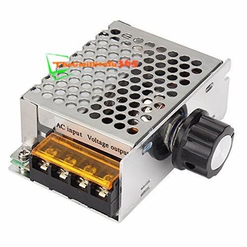 Dimmer 4000w điều tốc động cơ ac 220v - 12364904 , 20130989 , 15_20130989 , 99000 , Dimmer-4000w-dieu-toc-dong-co-ac-220v-15_20130989 , sendo.vn , Dimmer 4000w điều tốc động cơ ac 220v
