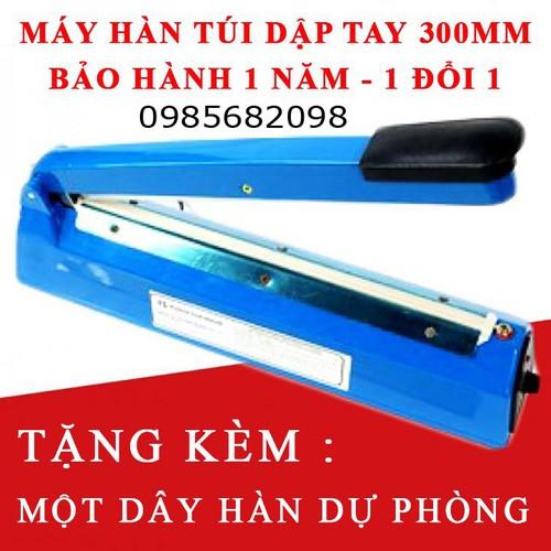 Máy hàn miệng túi dập tay pfs300-máy hàn túi linon tiện dụng - 12370531 , 20139293 , 15_20139293 , 280000 , May-han-mieng-tui-dap-tay-pfs300-may-han-tui-linon-tien-dung-15_20139293 , sendo.vn , Máy hàn miệng túi dập tay pfs300-máy hàn túi linon tiện dụng