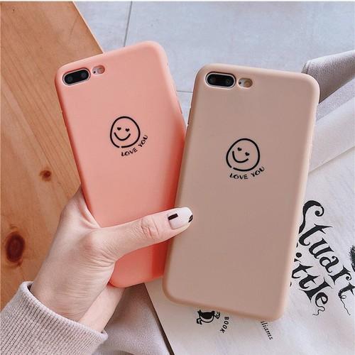 Ốp pastel mặt cười love you dành cho iphone - 12129783 , 20131607 , 15_20131607 , 79000 , Op-pastel-mat-cuoi-love-you-danh-cho-iphone-15_20131607 , sendo.vn , Ốp pastel mặt cười love you dành cho iphone