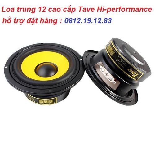 Loa trung 12 tave hi-performance - 12491091 , 20284443 , 15_20284443 , 850000 , Loa-trung-12-tave-hi-performance-15_20284443 , sendo.vn , Loa trung 12 tave hi-performance
