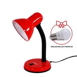 Đèn bàn SUNHOUSE SHE-01S - Tặng bóng đèn led - SH123