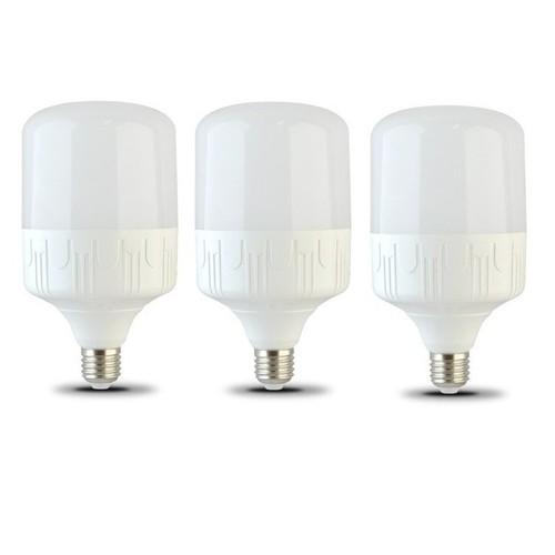 Bộ 3 bóng led trụ 65W siêu sáng tiết kiệm điện