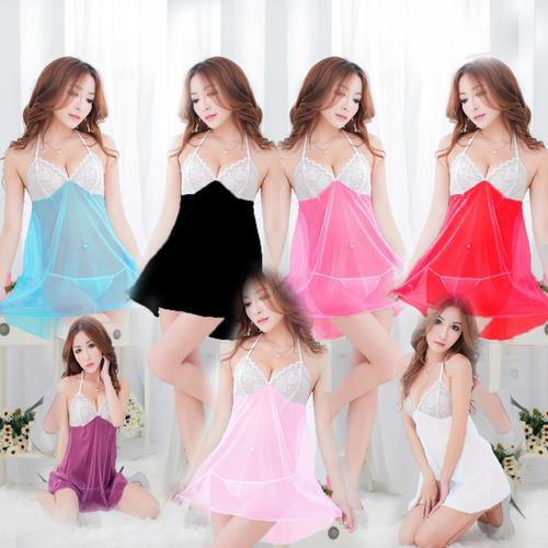 Đồ Lót gợi cảm nữ trong suốt lưới ren sexy váy ngủ áo tắm gợi cảm - 11193519 , 20139371 , 15_20139371 , 65000 , Do-Lot-goi-cam-nu-trong-suot-luoi-ren-sexy-vay-ngu-ao-tam-goi-cam-15_20139371 , sendo.vn , Đồ Lót gợi cảm nữ trong suốt lưới ren sexy váy ngủ áo tắm gợi cảm
