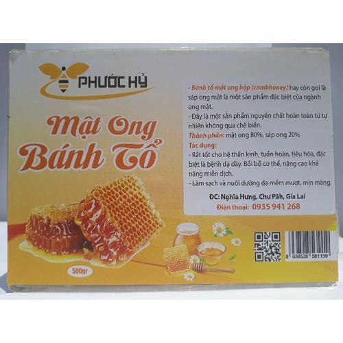 Mật ong bánh tổ nguyên chất phước hỷ - 12367851 , 20134845 , 15_20134845 , 198000 , Mat-ong-banh-to-nguyen-chat-phuoc-hy-15_20134845 , sendo.vn , Mật ong bánh tổ nguyên chất phước hỷ