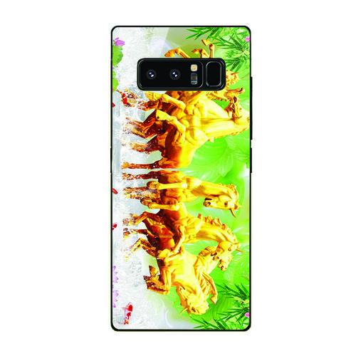 Ốp kính cường lực cho điện thoại Samsung Galaxy Note 9 - mã đáo thành công MS MDTC055