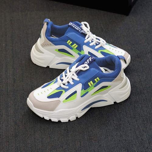 Giày sneaker nam cao cấp- giày thể thao hot trend- giày nam cao cấp- tặng kèm tất lửa nam