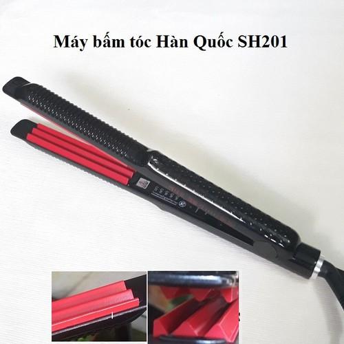 Máy bấm tóc cao cấp chỉnh nhiệt hàn quốc sh201