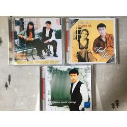 Combo3 CD Tuấn Ngọc