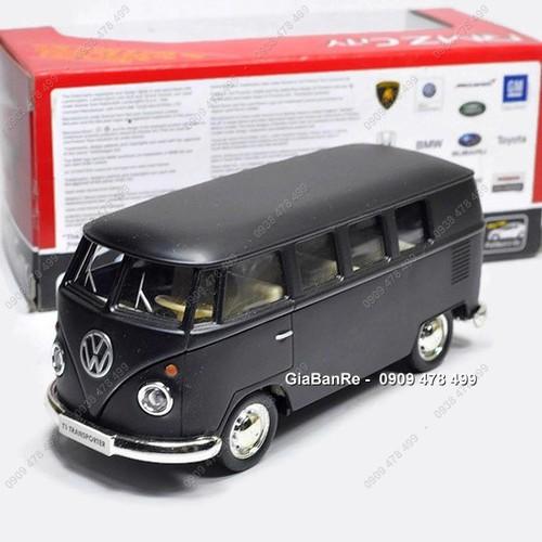 Xe mô hình kim loại tỉ lệ 1:36 - volkswagen t1 transporter - rmz - đen nhám - 12386123 , 20163315 , 15_20163315 , 149000 , Xe-mo-hinh-kim-loai-ti-le-136-volkswagen-t1-transporter-rmz-den-nham-15_20163315 , sendo.vn , Xe mô hình kim loại tỉ lệ 1:36 - volkswagen t1 transporter - rmz - đen nhám