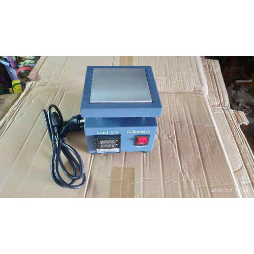 Mâm nhiệt điện kaisi 818