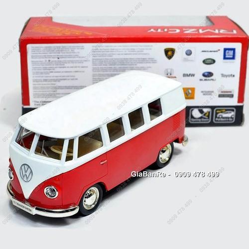 Xe mô hình kim loại tỉ lệ 1:36 - volkswagen t1 transporter - rmz - trắng đỏ - 12386256 , 20163469 , 15_20163469 , 149000 , Xe-mo-hinh-kim-loai-ti-le-136-volkswagen-t1-transporter-rmz-trang-do-15_20163469 , sendo.vn , Xe mô hình kim loại tỉ lệ 1:36 - volkswagen t1 transporter - rmz - trắng đỏ