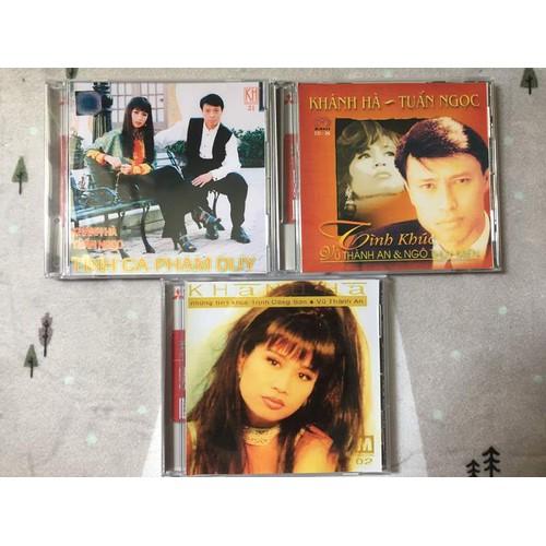 Combo 3 CD Tuấn Ngọc - Khánh Hà - 11678926 , 20156898 , 15_20156898 , 120000 , Combo-3-CD-Tuan-Ngoc-Khanh-Ha-15_20156898 , sendo.vn , Combo 3 CD Tuấn Ngọc - Khánh Hà