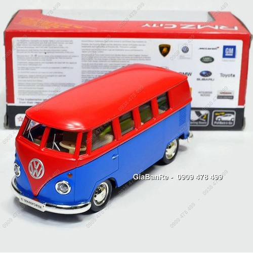 Xe mô hình kim loại tỉ lệ 1:36 - volkswagen t1 transporter - rmz - đỏ xanh - 12386100 , 20163288 , 15_20163288 , 149000 , Xe-mo-hinh-kim-loai-ti-le-136-volkswagen-t1-transporter-rmz-do-xanh-15_20163288 , sendo.vn , Xe mô hình kim loại tỉ lệ 1:36 - volkswagen t1 transporter - rmz - đỏ xanh