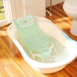 Giường lưới Ghế lót chậu tắm cho bé - giuongluoi - Giường lưới thumbnail