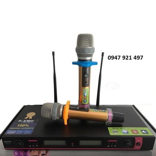 Micro không dây cao cấp shu lre ugx 10 ii + 4 pin aa - micro karaoke - ugx 10 ii - 12130247 , 20147224 , 15_20147224 , 2700000 , Micro-khong-day-cao-cap-shu-lre-ugx-10-ii-4-pin-aa-micro-karaoke-ugx-10-ii-15_20147224 , sendo.vn , Micro không dây cao cấp shu lre ugx 10 ii + 4 pin aa - micro karaoke - ugx 10 ii