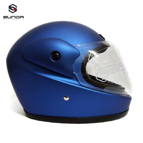 Mũ bảo hiểm fullface sunda 555 -nhiều màu