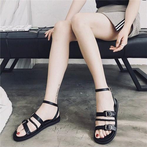 Giày sandal nữ đẹp - 12377535 , 20150015 , 15_20150015 , 142000 , Giay-sandal-nu-dep-15_20150015 , sendo.vn , Giày sandal nữ đẹp