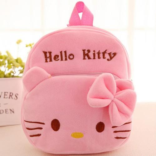 Ba lô cho bé đi học mẫu giáo mầm non ba lô hello kitty đẹp dễ thương đáng yêu tts190