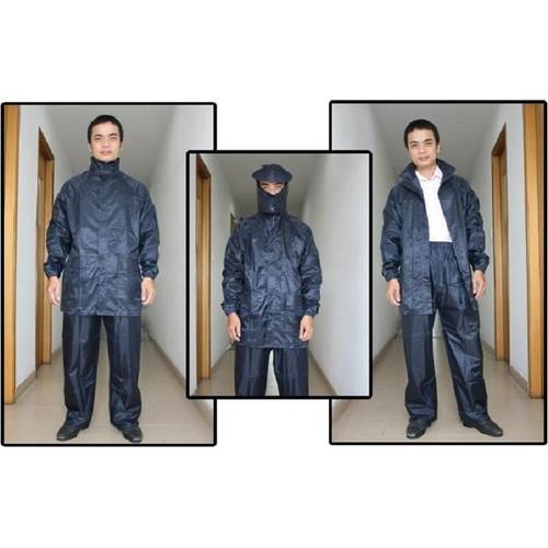 Bộ quần áo đi mưa vải dù siêu bền áo mưa bộ vải dù - 12848748 , 20790331 , 15_20790331 , 172500 , Bo-quan-ao-di-mua-vai-du-sieu-ben-ao-mua-bo-vai-du-15_20790331 , sendo.vn , Bộ quần áo đi mưa vải dù siêu bền áo mưa bộ vải dù