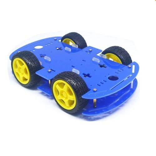 Khung xe robot 4 bánh xanh dương - 12416877 , 20205948 , 15_20205948 , 200000 , Khung-xe-robot-4-banh-xanh-duong-15_20205948 , sendo.vn , Khung xe robot 4 bánh xanh dương