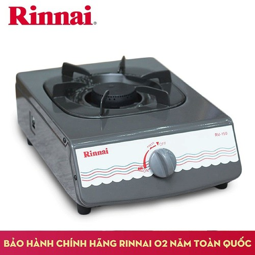 Bếp gas đơn rinnai rv-150