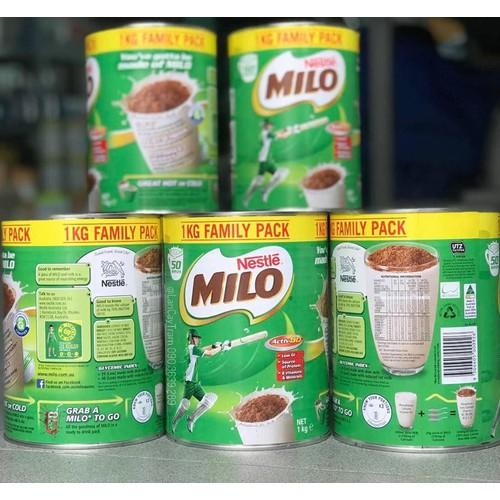 Sữa milo úc 1kg - 12404801 , 20190091 , 15_20190091 , 350000 , Sua-milo-uc-1kg-15_20190091 , sendo.vn , Sữa milo úc 1kg