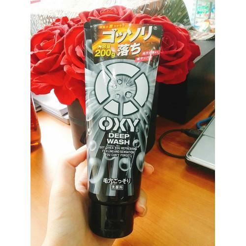 Sữa rửa mặt nam oxy 200g - 12404830 , 20190122 , 15_20190122 , 155000 , Sua-rua-mat-nam-oxy-200g-15_20190122 , sendo.vn , Sữa rửa mặt nam oxy 200g