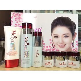 Bộ mỹ phẩm Meiya trị nám, tàn nhang 6 in 1 trắng – Nhật Bản - n324