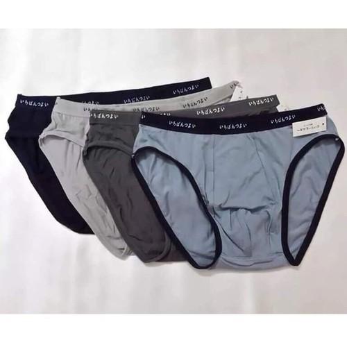 Xả hàng quần lót sịp nam cooton xuất nhật tam giác