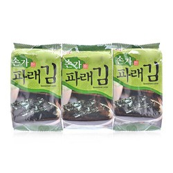 Rong biển Hàn quốc vị truyền thống lô 3-6-9 gói