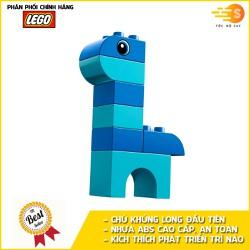 Bộ đồ chơi lắp ráp sáng tạo khủng long con Lego Duplo 30325