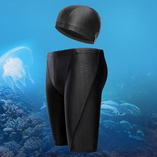 Quần bơi nam dáng dài phong cách thể thao - QN12 thumbnail